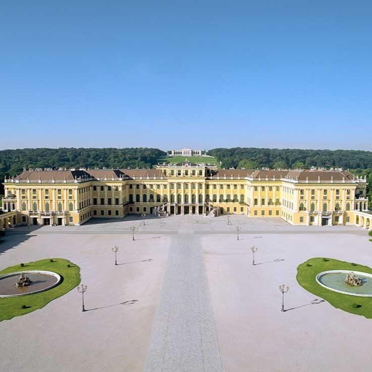 Austria. Vienna. Schloß Schönbrunn 001
