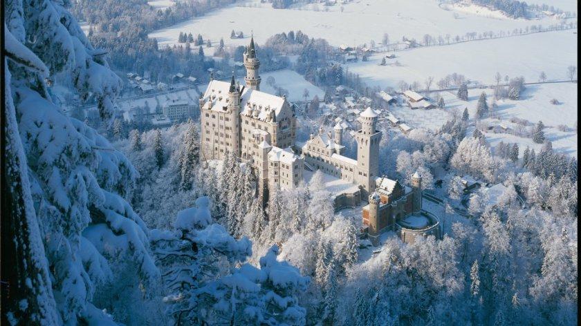 Castello Neuschwanstein 001