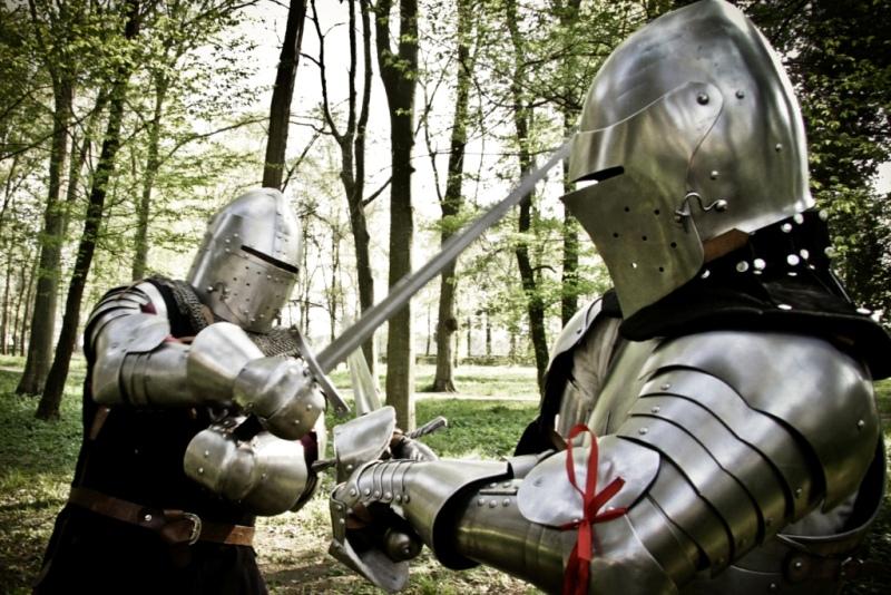 Duello Giochi-di-Carnasciale-Scherma-medievale