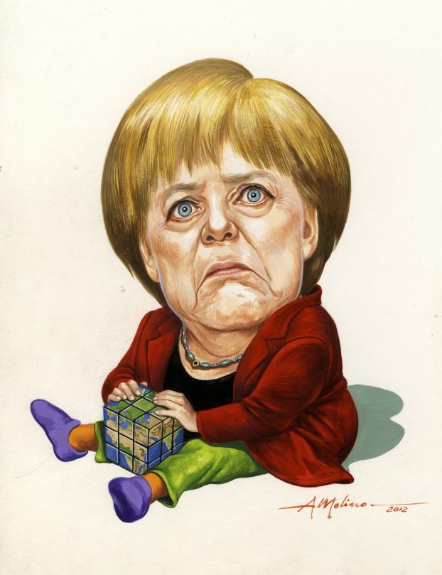 2017-07-04__Merkel__001 MERKEL_BIMBA_Molino_foto-per-illustrare-concorso-vignette