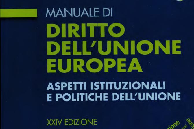Diritto Europeo 001
