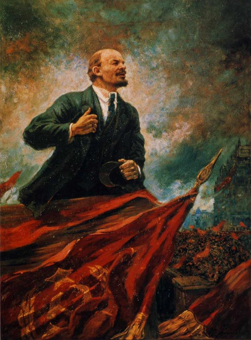 Lenin.