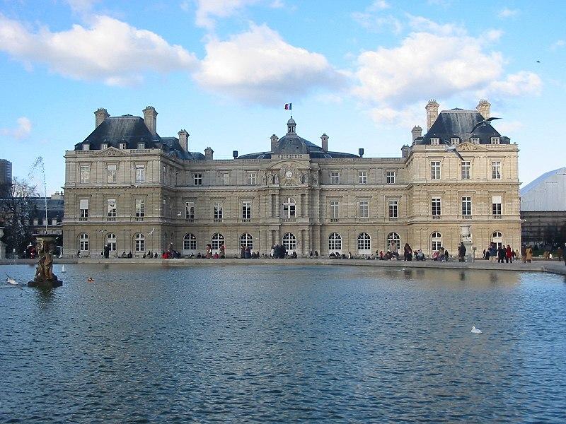 Luxembourg Palace. Palazzo Lussemburgo