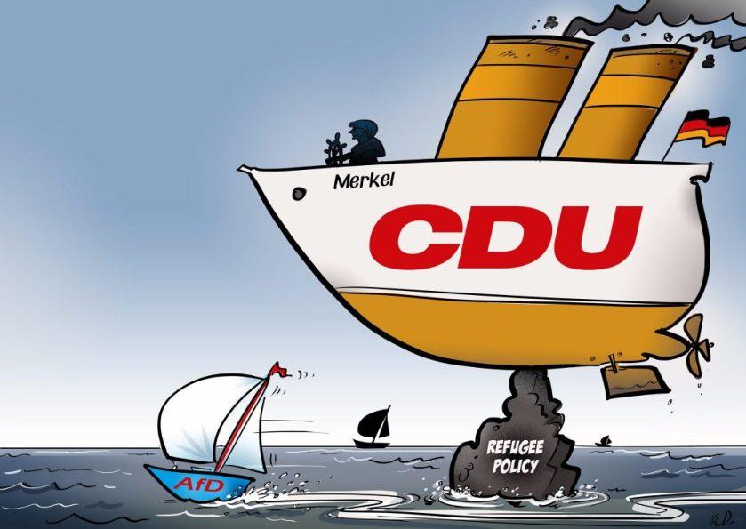 Merkel Elezioni