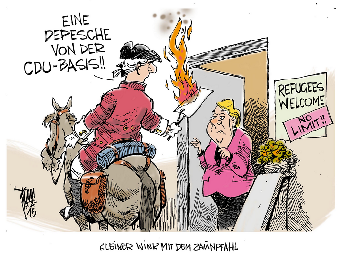 Merkel. Rifugiati 001