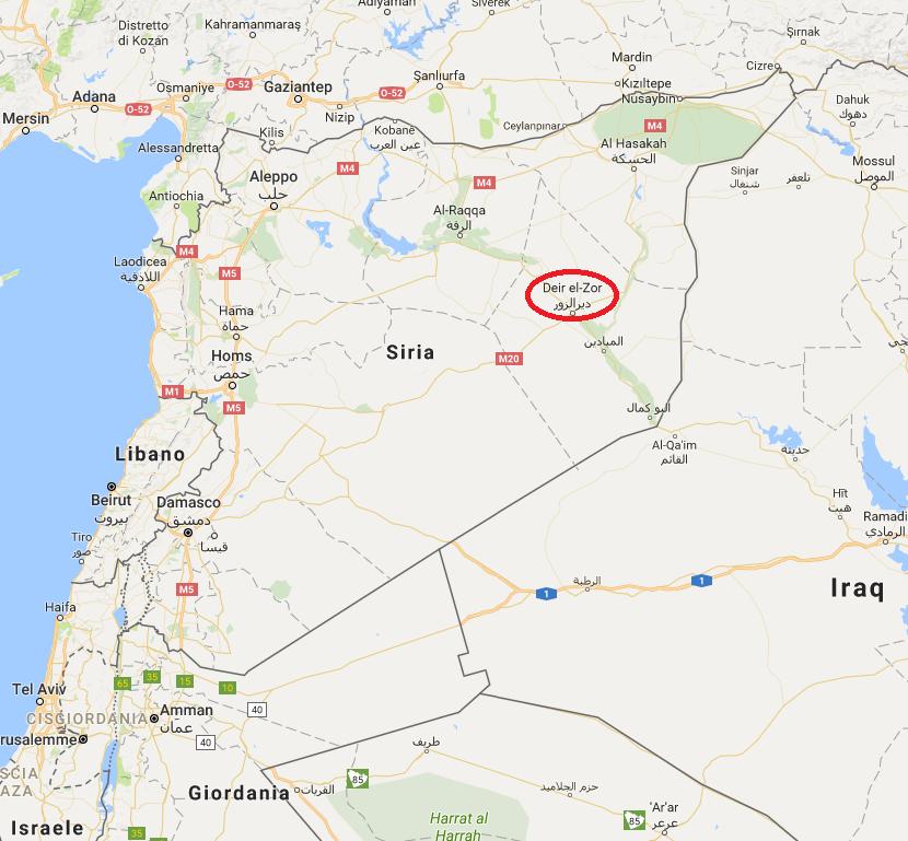 Siria. Dei el-Zar 002