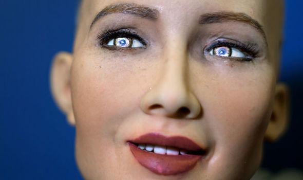 Sexy Robot 001