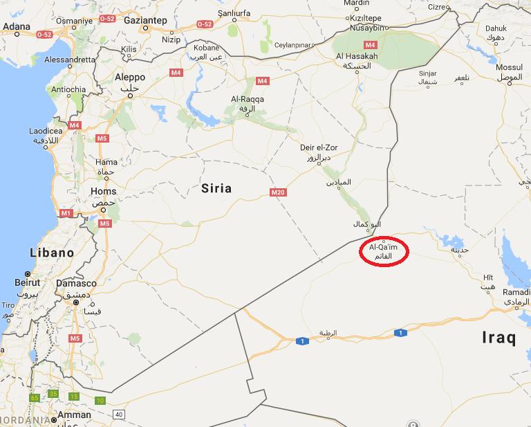 Siria. Al-Qaim. 002