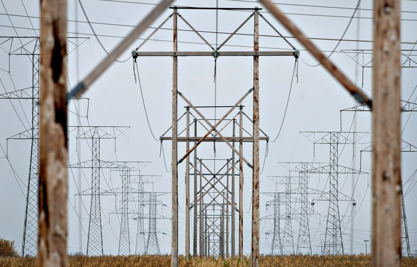 Views Of A Dynergy Inc. Power Plant Ahead of Earns Reports