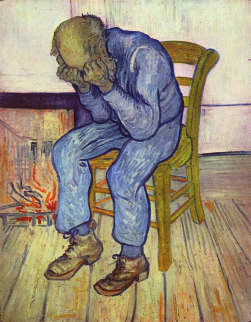 Vincent van Gogh - Disperazione