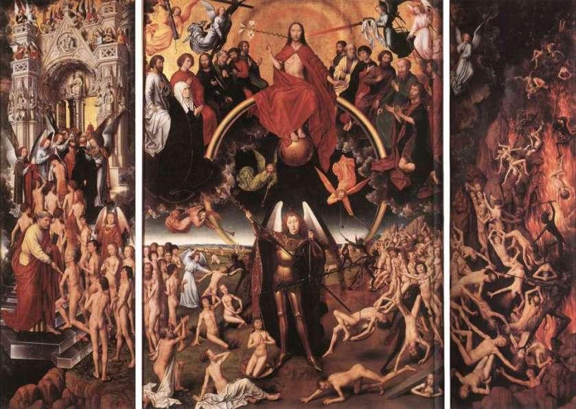 1467-1471_Memling__Giudizio_Universale__Museo_Narodowe__Danzica_