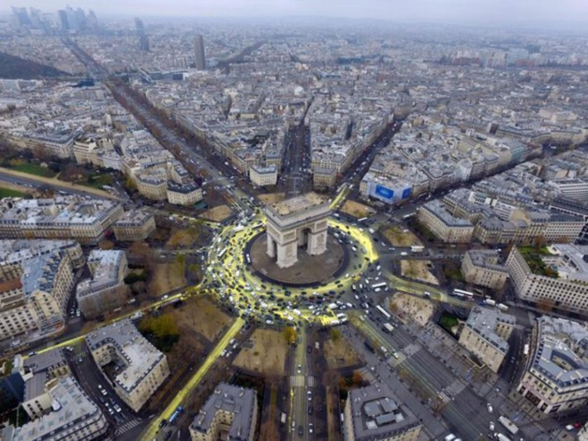 Parigi. Arco di Trionfo, 001