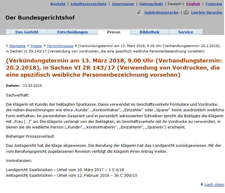 2018-03-14__Germania. Corte Costituzionale __001