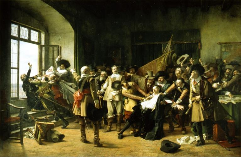 1618-05-23__Defenestrazione di Praga 001