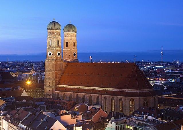 Frauenkirche. München