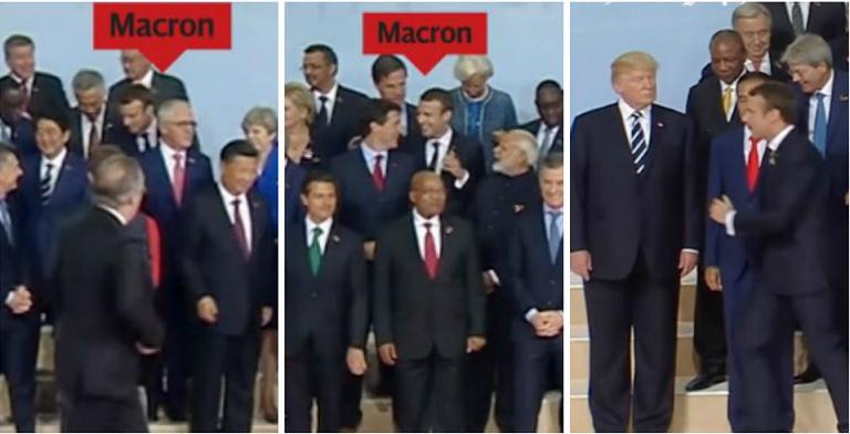 Trump Macron 010