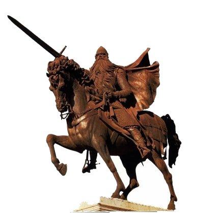 Babieca El Cid 001