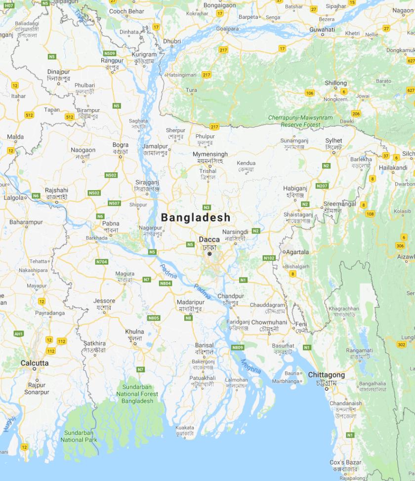 Bangladesh. 001