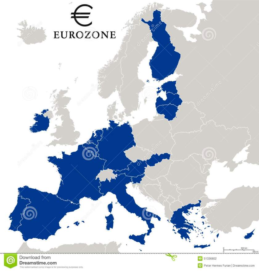 Europa. Eurozona. 001
