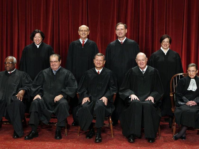 Corte Suprema Americana