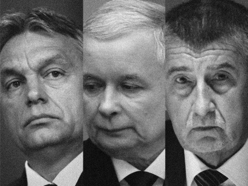 Orban Kaczynski Babis