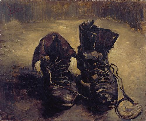 Vincent van Gogh - Gli Scarponi
