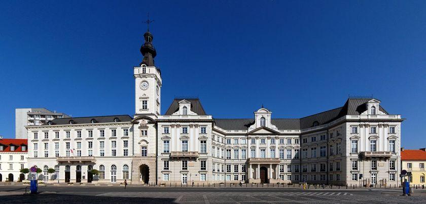 Warszawa. Palazzo Jabłonowski 001