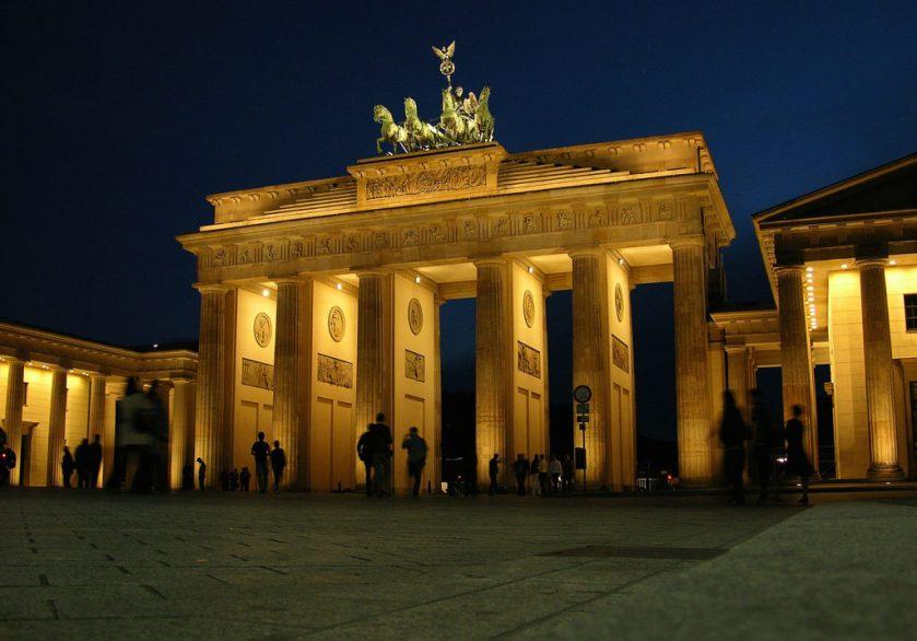 Berlino Porta Brandemburgo