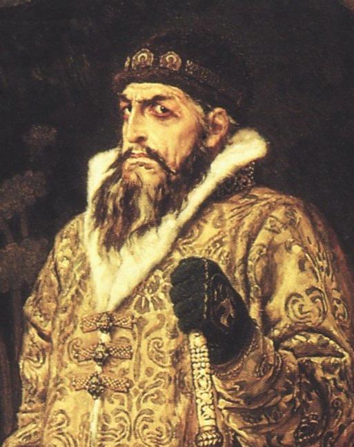 Ivan Iv. Il Terribile. 001. Viktor Michajlovič Vasnecov. Ivan IV il Terribile