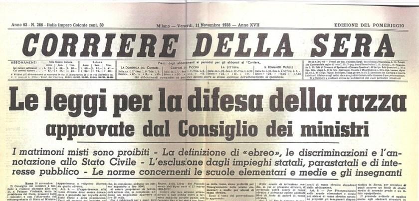 Corriere della Sera 1938-04-25 .