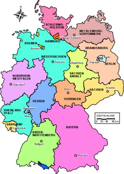 Germania Lander 001