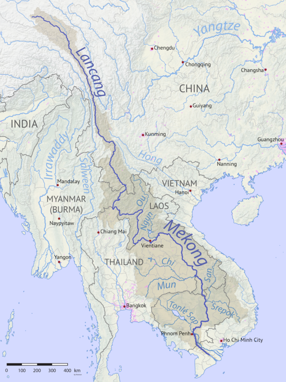 Mekong _river_basin