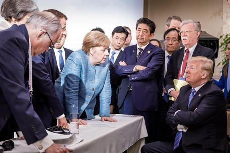 G7 Leaders Summit in Canada