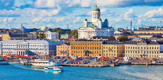 Helsinky. Finlandia. La Cattedrale.