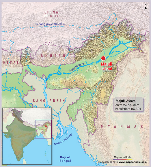 India. Bramaputra 000