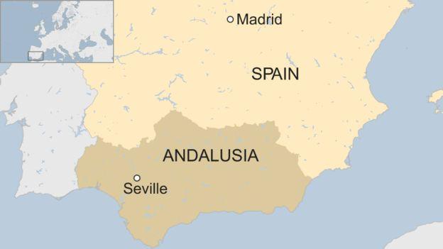 Spagna. Andalusia. 001