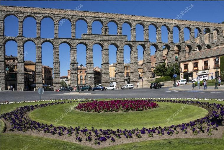 Segovia. Acquedotto romano.