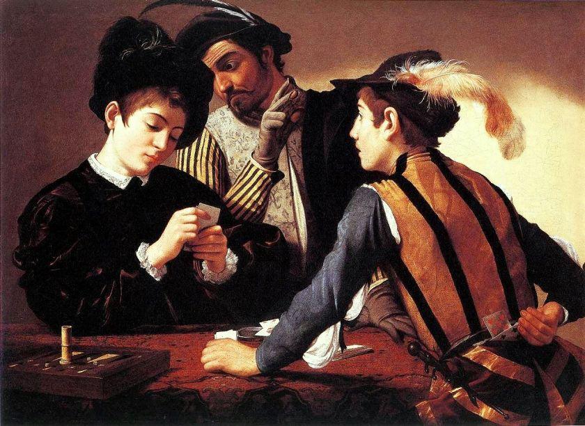 Caravaggio. Bari.