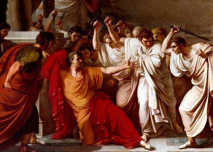 Giulio Cesare Assassinato 001