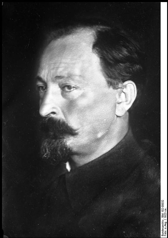 Dzeržinskij Feliks Ėdmundovič, Presidente della Čeka.