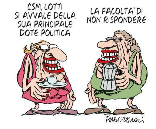 Magistratura Csm Lotti