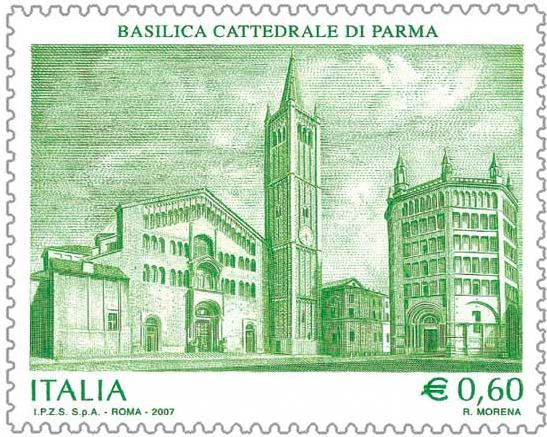 Parma. Basilica Cattedrale 001