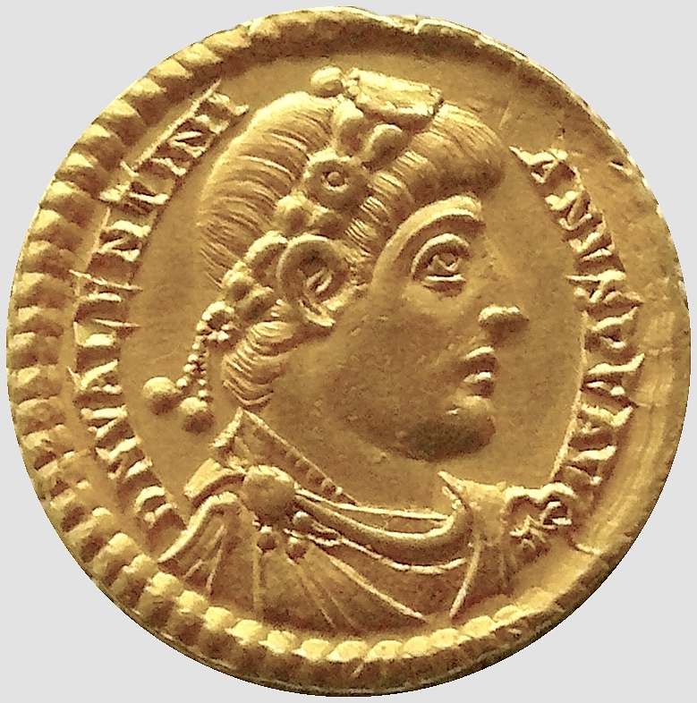 Aureo di Valentiniano I