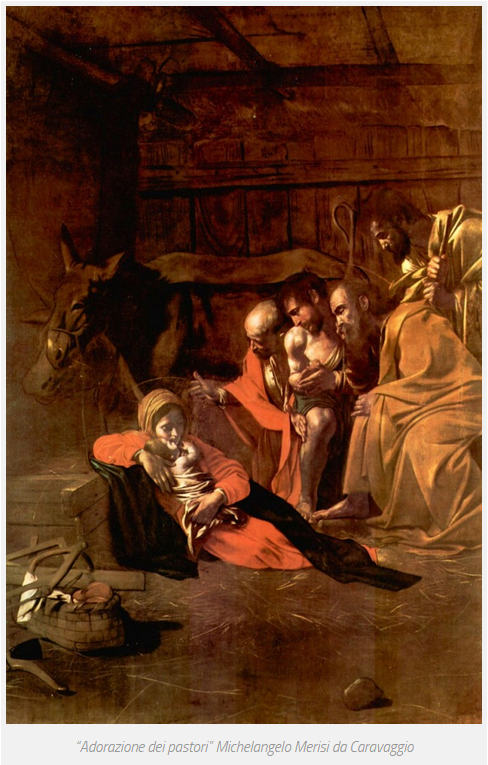 2020-01-06__ 007 Adorazione dei magi Caravaggio