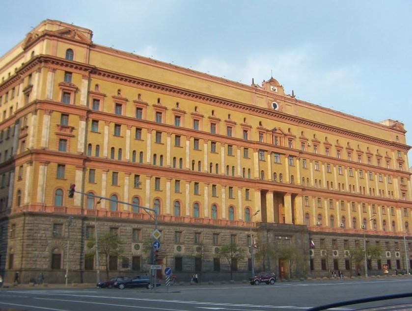 Lubjanka, Moscow 001