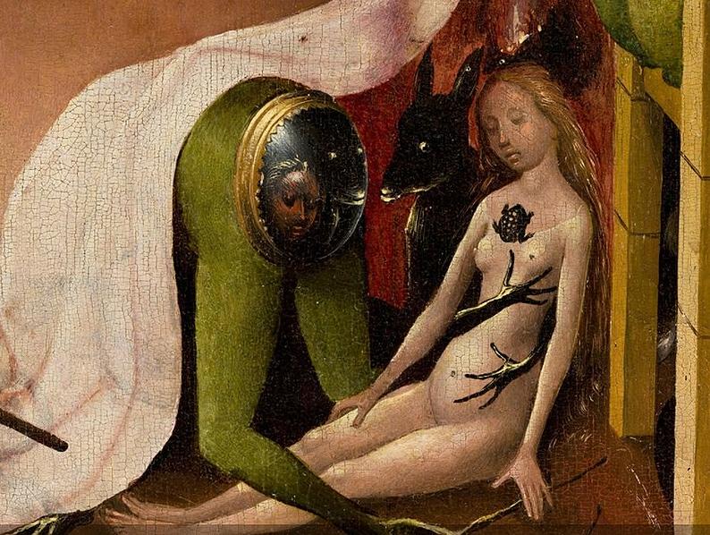Bosch Jheronimus. Il Giardino delle Delizie. Museo del Prado.