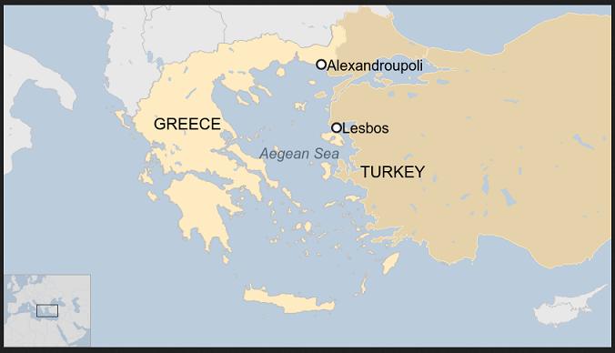 Grecia. Lesbo. 003