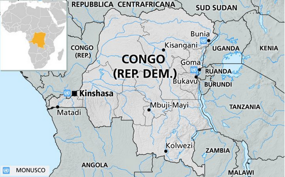Repubblica democratica del Congo 001