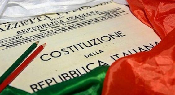 Costituzione Italiana 001