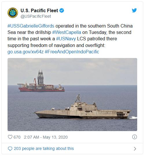 2020-05-30__Cina, Usa, mare cinese del Sud 001